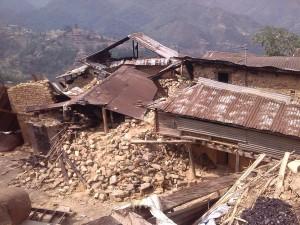 Aardbeving Nepal 2