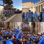 Reis naar Rome ter gelegenheid van 100 jaar OMO