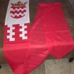 De eerste officiële vlaggenwimpel uitgereikt aan leerlingen Cambreur College