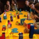 Workshop vilt voor havo1