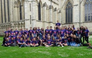 We love York!
