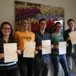 Cambridge Advanced Certificate behaald