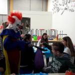Halloween in de Engelse les op het B-gebouw