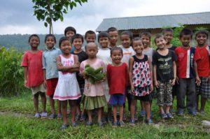 KLUS voor de Kumarischool met weeshuis in Nepal