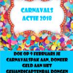 Carnavalsactie