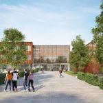 Presentatie nieuwbouw Cambreur College