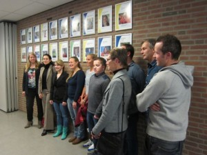 Wall of Fame onthuld